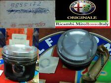 PISTONE COMPLETO ALFA ROMEO 155 156 146 145 GTV SPIDER 2,0 16V TS PISTON KOLBEN