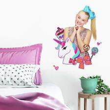 JOJO SIWA GiaNT Wall DeCaLS Bows Dance Room Decor Sticker My World Unicorn Candy