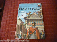 Vintage 1962  Lady Bird Book The Story Of Marco Polo Series 561