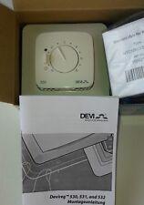 thermostat mit f hler in thermostate f r fu bodenheizungen g nstig kaufen ebay. Black Bedroom Furniture Sets. Home Design Ideas