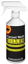 1 Litre MOTH KILLER CONTROL SPRAY PROOFER MOTH BALLS CLOTHES CARPET MOTHS