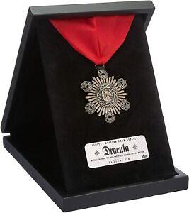 Dracula 1931 Medallion Prop Replica Brand New Bela Lugosi