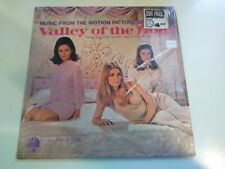 Valley of The Dolls (Soundtrack) Nm Stereo 20th Century Record 1967 Sharon Tate