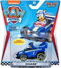 Paw Patrol Ready Race Rescue Chase True Metal Vehicles NEW