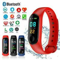 M3X Smart Watch Sport Fitness Armband Herzfrequenz Blutdruckmessgerät Re++