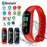 M3X Smart Watch Sport Fitness Armband Herzfrequenz Blutdruckmessgerät