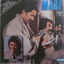 "7"" 1984 OST TATORT SCHIMANSKI VG++! TONI MICCOLI : Mari"