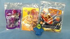 McDONALDS PREMIUM TOYS ~Lot of 2 sealed Toys plus extra ! (Frankenstein) ??