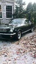 1966 Ford Mustang A-Code GT