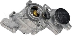 Dorman 902-5845 Integrated Thermostat Housing Assembly With Sensor