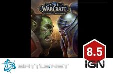 World of Warcraft: Battle for Azeroth [PC] BattleNet Download Key - EUROPE ONLY