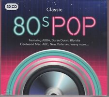Classic 80's Pop - Various - 3CD Set NEW & SEALED - 58 Tracks 1st Class Post UK