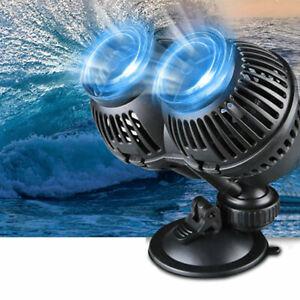 Aquarium Wave Maker Water Pump JVP Circulation Wavemaker Suction Cup Fish Tank