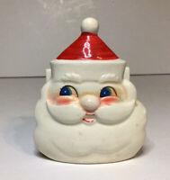 Holt Howard Santa Claus Face Napkin Holder Vintage Chipped