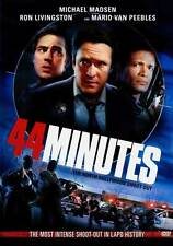 44 MINUTES: THE NORTH HOLLYWOOD SHOOT-OUT Movie POSTER 27x40 Michael Madsen Ron