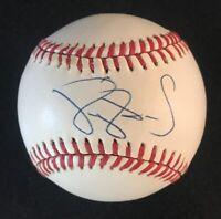 Darryl Strawberry NY Yankees NY Mets Autographed Signed OML Baseball PSA/DNA COA