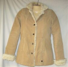 Women's Tan Corduroy Jacket Size XS Abercrombie & Fitch