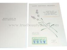 JOBLOT PACK OF 6 CCA CARDS HAPPY BIRTHDAY GRANDMA FLOWERS CARD SEE BARGAINS SHOP