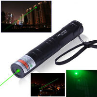 Professional 1mw 532nm High Power Green Laser Pointer Light Pen Lazer Pen