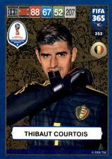 Fifa 365 Cards 2019 - 352 - Thibaut Courtois - FIFA World Cup Heroes