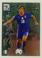 2010 Panini World Cup South Africa Andrea Pirlo #129 Italy