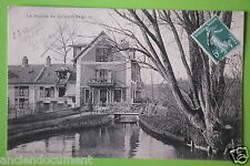 CARTE POSTALE DÉPARTEMENT 95 - LE MOULIN DE LUZARCHES 1908 - VAL-D'OISE - CPA