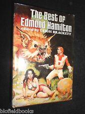 The Best of Edmond Hamilton - Leigh Brackett - 1977-1st Science Fiction Stories