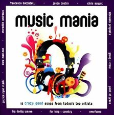 Music Mania by Various Artists (CD, Curb)