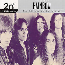 20th Century Masters The Millenium Collection: The Best Of [Digipak] by Rainbow
