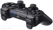 Dualshock 3 noir manette officielle SONY pour console de jeu PS3 Playstation 3