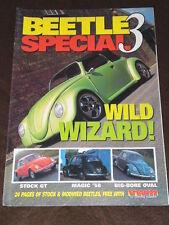 VWM - VW MOTORING BEETLE 3 SPECIAL - June 1999 24pp