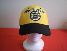 NHL BOSTON BRUINS REEBOK CENTER ICE COLLECTION HAT