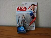 "Star Wars Rey Jedi Training Last Jedi Episode VIII 3.75"" Figure"