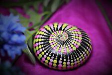 Valentine's infinity love mandala stone- by Neetu Sharma