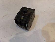 Square D Type Qo Circuit Breaker 3 Pole 25 Amp - Used