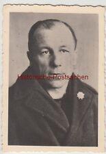 (F4917) Orig. Foto Porträt Erich Hoffman a. Seidenberg O.L., vor 1945