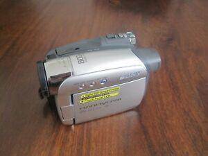 SONY HANDYCAM DCR-HC36E CAMCORDER MINI DV DIGITAL TAPE VIDEO CAMERA