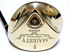 Golf Clubs Fairway Wood #5 MARUMAN Majesty PRESTIGIO Gold Premium Flex-S Loft-20