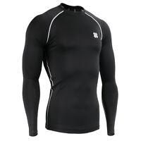 FIXGEAR CPL-BS Skin Compression top base layer shirt under training gym MMA wear
