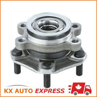 Wheel Bearing and Hub Assembly-Wheel Hub Assembly Front WH513364