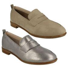 Clarks Loafers Regular Flats for Women