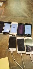 Lot of (4) iPhone 5s - (2) iPhone 5c - (2) iPhone 5 - (1) iPhone SE - For Parts
