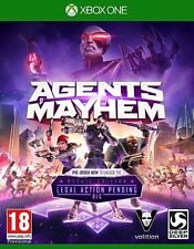 Agents of Mayhem - Day One Edition (Xbox One)  NEW AND SEALED - QUICK DISPATCH
