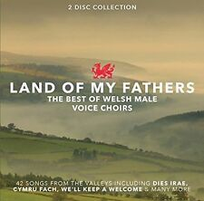 Land of My Fathers The Best of Welsh Male Voice Choirs Various Artists CD | 50