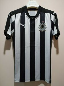 Newcastle United match issue soccer jersey  camiseta trikot Puma PowerCell