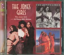 The Jones Girls - The Jones Girls/At Peace With Woman Cd Perfetto