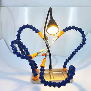 LED,lights,third-hand,tools,hand-phase,pull,welding,electronic,DIY,Helping,hands