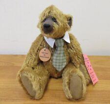 Bilbo Bears Mohair Artist Teddy Bear 'Clueless' by Audrey Edwards