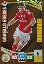 373 GONCALO GUEDES PORTUGAL BENFICA DIAMANTE CARD ADRENALYN LIGA 2016 PANINI