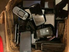 LOT of 64 PHONES. Touch Smart Flip Slider 4G Phones All Brands And Carriers